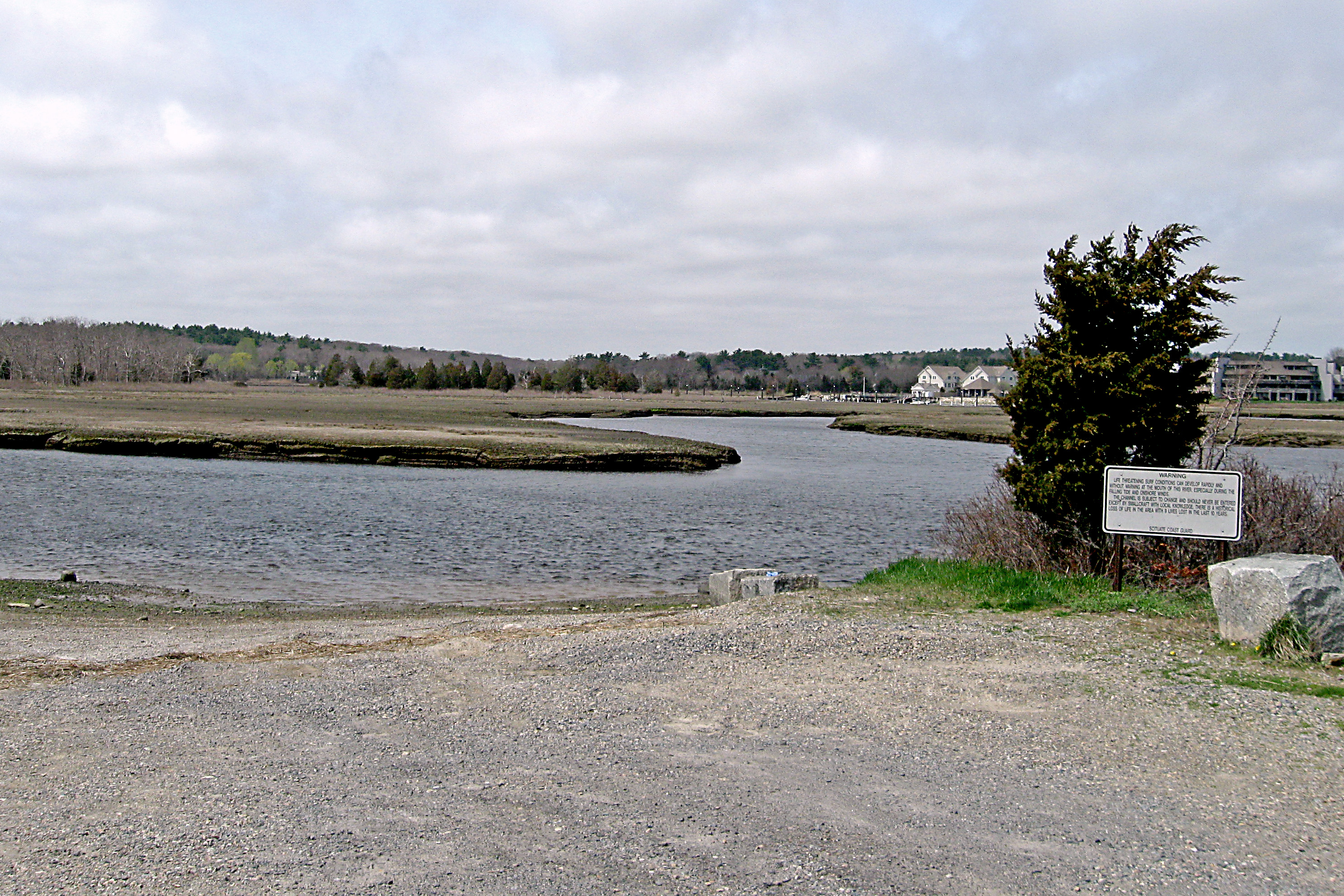 Driftway launching ramp gateway to the spit in scituate ma on by kayak nvjuhfo Gallery