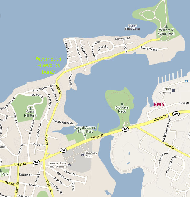 Wessagusset beach area in weymouth updated july 2013 on for Fish stores in ma