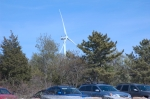 DSC_5155 Wind Turbine at Driftway Park