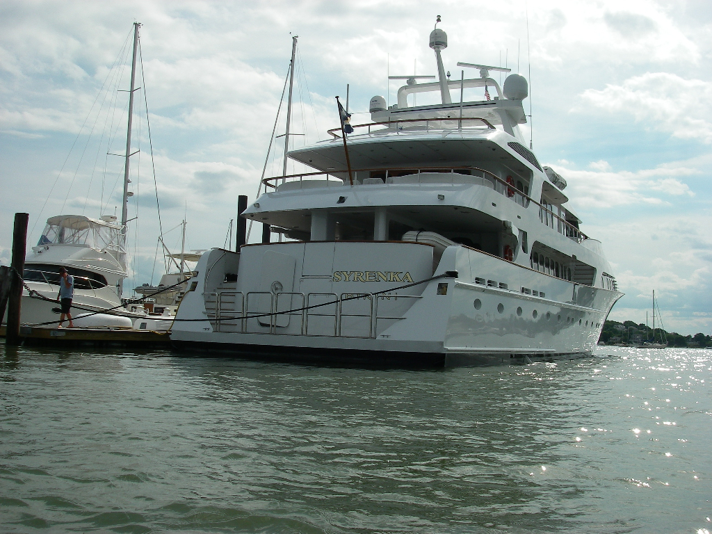 O k that s the one percent on the north river for Hingham shipyard