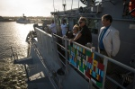 neil-armstrong-remains-burial-at-sea-family-depart