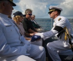 neil-armstrong-remains-burial-at-sea-flag