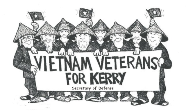 Vietnam Vets for Kerry SecDef