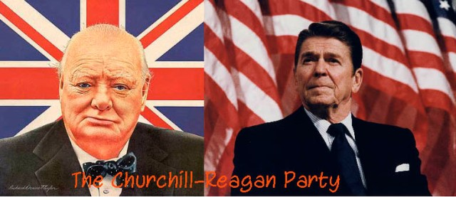 Churchill-Reagan Party 3