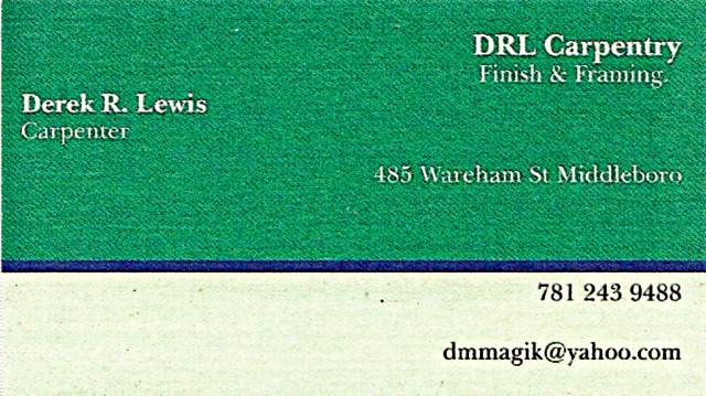 DRL business card