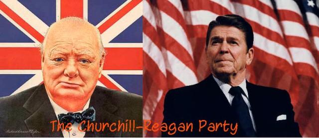 Churchill-Reagan Party 3