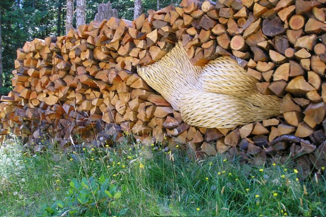 decorated-wood-pile