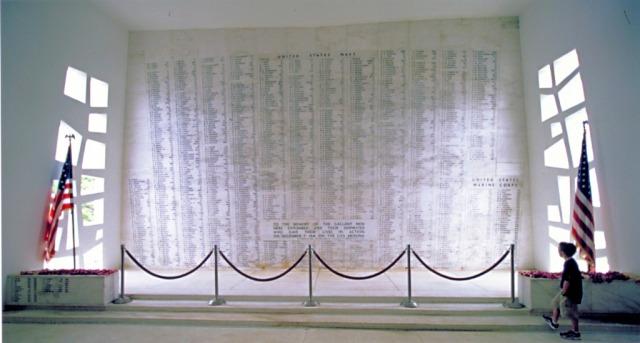 My photo of the Arizona Memorial for web