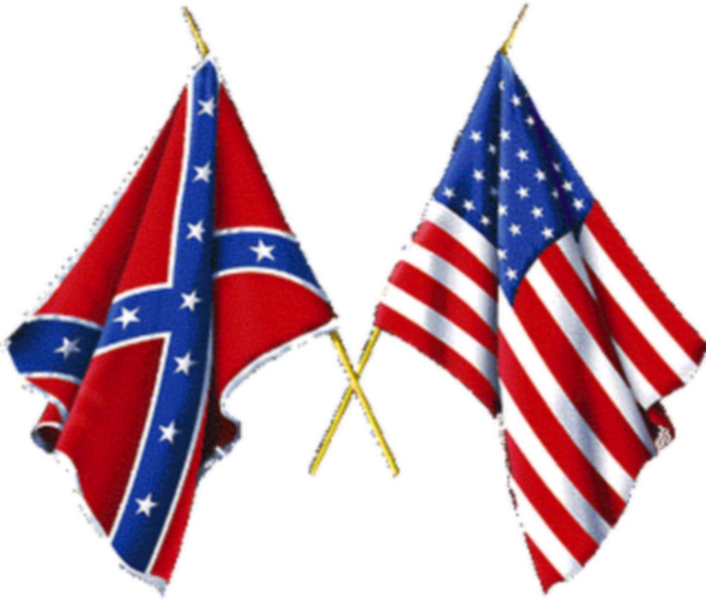 the confederate flag Officials say a potential threat has forced the closure of a michigan high school  where students parked their trucks adorned with confederate.