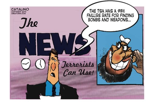 its not news