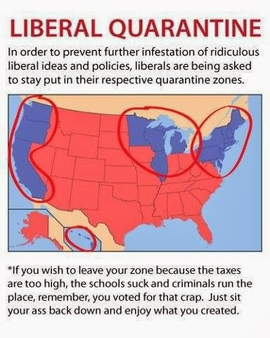 liberal quarantine